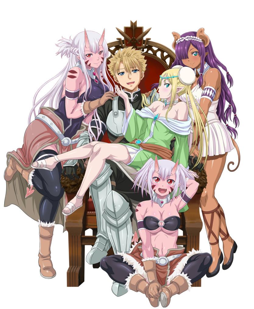 Top 8 Indicações de Animes do Darkon [ Qualidade Garantida ] Imagem-promocional-de-Peter-Grill-to-Kenja-no-Jikan-1