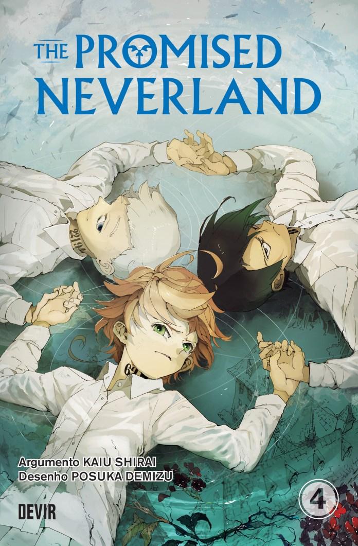 Devir lançou The Promised Neverland 4