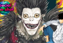 Lê aqui o novo mangá one-shot de Death Note