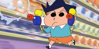 Novo trailer do filme de 2020 de Crayon Shin-chan