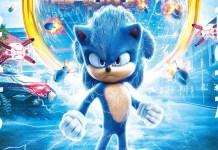 Póster japonês de Sonic – O Filme