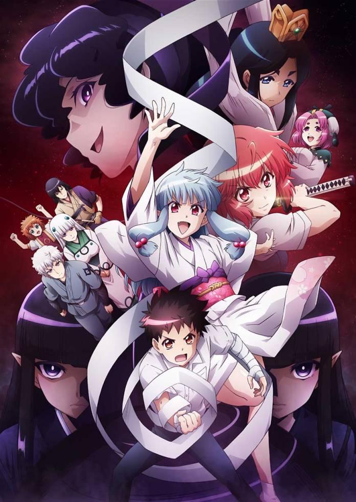 Nova imagem promocional de Tsugumomo 2