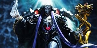 Volume 14 de Overlord vai incluir figura de Ainz
