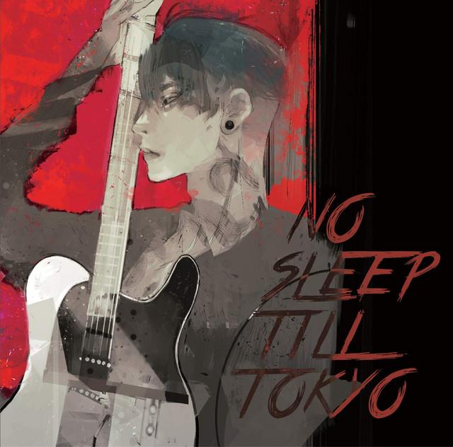 """""""NO SLEEP TILL TOKYO"""" edição limitada"""