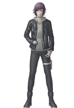 Yuichiro Umehara como Courier (Hakobiya), que tem um talento engenhoso para dirigir e pode lidar com qualquer arma. Ele é um homem de poucas palavras e apenas diz o que precisa ser dito. Ele tem absoluta confiança no seu trabalho e é um pouco viciado em trabalho.