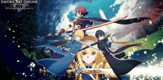Mais gameplay de Sword Art Online: Alicization Lycoris
