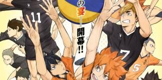 Mais uma imagem promocional de Haikyu!! TO THE TOP