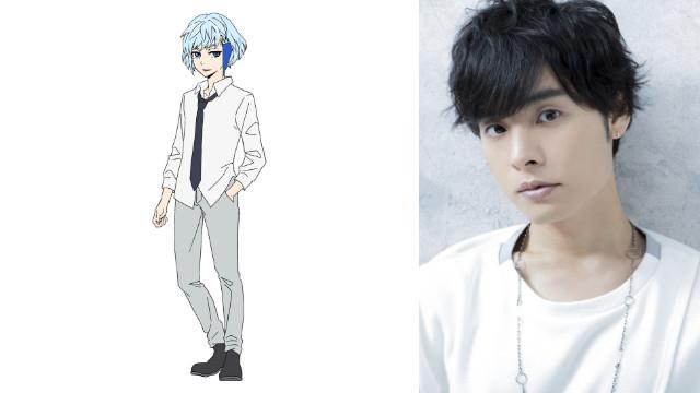 Khun Aguero Agnes - Nobuhiko Okamoto (Rin Okumura em Blue Exorcist)