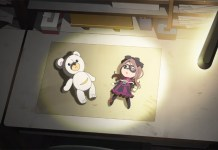 Primeiros 10 minutos do filme anime de Shirobako