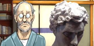 Revelado staff e elenco do anime de Olympia Kyklo