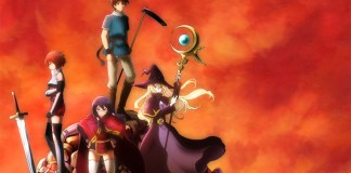 Série anime de I'm Standing on a Million Lives em Outubro