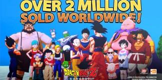 Dragon Ball Z: Kakarot já vendeu mais de 2 milhões de cópias em todo o Mundo