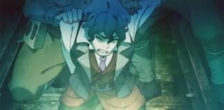 Angariação de fundos para o filme anime de Kurayukaba