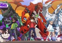 Bakugan: Battle Planet vai estrear no canal BIGGS