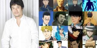 Faleceu o ator de voz Keiji Fujiwara (Maes Hughes)
