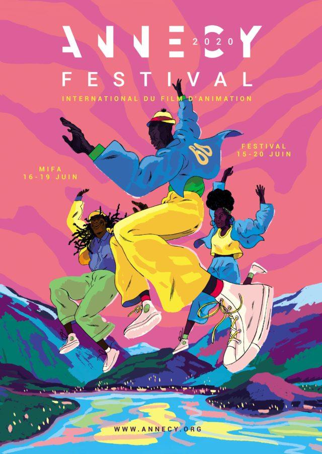 Festival de animação Annecy adiado para 2021