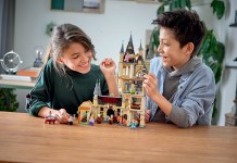 LEGO revela novos sets de Harry Potter