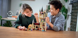 LEGO revela novos sets de Harry Potter