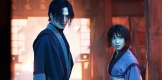 Novas fotos dos últimos dois filmes live-action de Samurai X