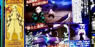 Novas imagens do jogo Mobile de Kimetsu no Yaiba (Demon Slayer)