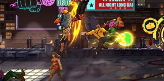 Streets of Rage 4 já tem data de lançamento