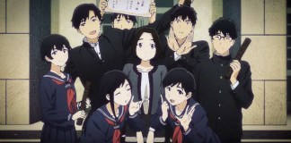 Yesterday o Utatte: Episódio 02ー Sayonara no Sora