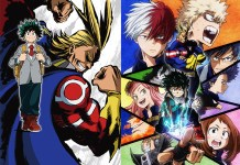 Último DVD/BD de My Hero Academia 4 foi adiado