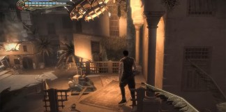 Gameplay do cancelado Prince of Persia: Redemption