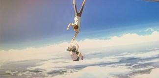 Makoto Shinkai diz que se esqueceu de adicionar nuvens na cena climática de Tenki no Ko