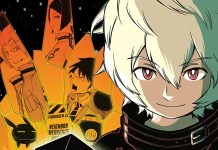 Parte do próximo capítulo do mangá World Trigger será rascunho