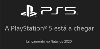 Playstation atualiza página da PlayStation 5