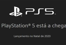 Playstation atualiza página da PlayStation 5