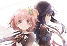 Série anime Assault Lily Bouquet foi adiada para Outubro