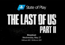 State of Play dedicado a The Last of Us: Parte II a 27 de Maio