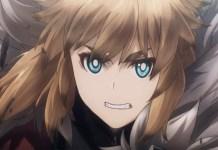 Trailer anime de War of the Visions: Final Fantasy Brave Exvius