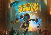 Trailer do remake de Destroy All Humans!