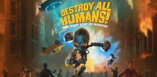 Trailer do remake de Destroy All Humans!