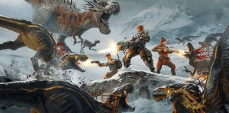 11 minutos de gameplay de Second Extinction