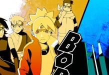 Anime de Boruto regressa a 5 e Julho