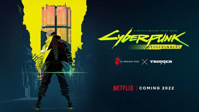 Cyberpunk: Edgerunners estreia em 2022