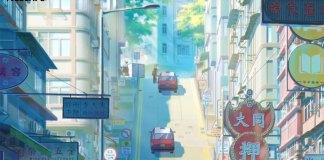 Belo vídeo promocional anime da Nescafé