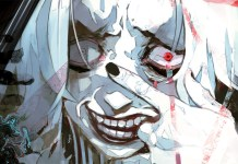 Devir lançou Tokyo Ghoul: re 03