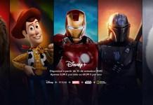 Disney+ já tem data de lançamento em Portugal