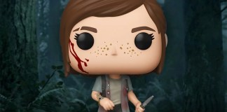 Funko Pop de The Last of Us Part II
