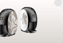 Nescafé lança máquina de café de Evangelion