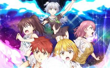 Nova imagem promocional de Dokyuu Hentai HxEros