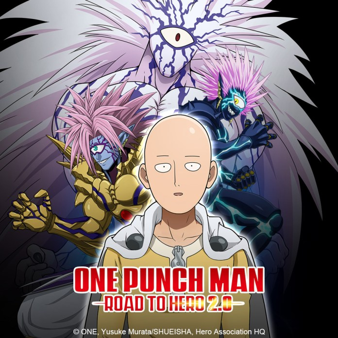 One-Punch Man: Road to Hero 2.0 a 30 de Junho