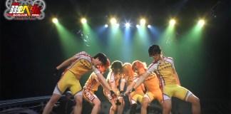 """Vídeo da Peça de Teatro de Yowamushi Pedal - """"POWER OF BIKE"""""""