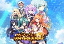 VVVtunia no ocidente como Neptunia Virtual Stars