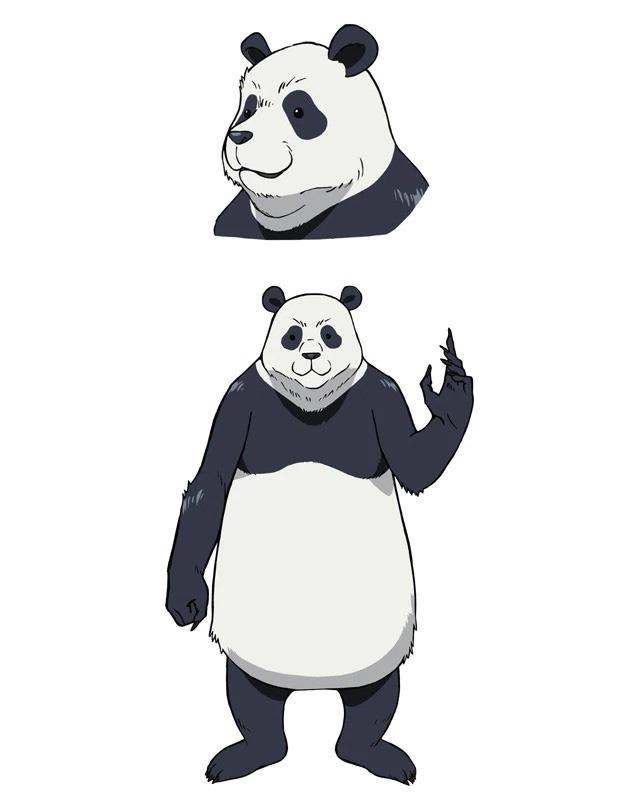 Tomokazu Seki (Toji Suzuhara em Neon Genesis Evangelion) como Panda